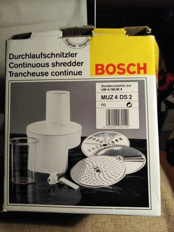 Przystawki do robota  Bosch