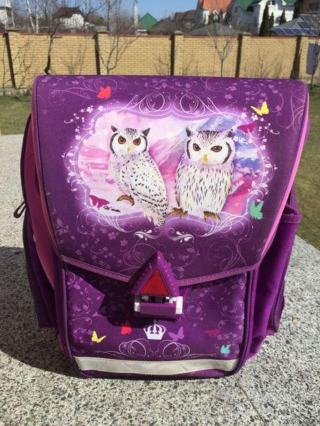 Рюкзак школьный каркасный 2 шт. Для девочек