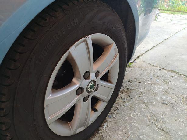 Диски та резина на авто