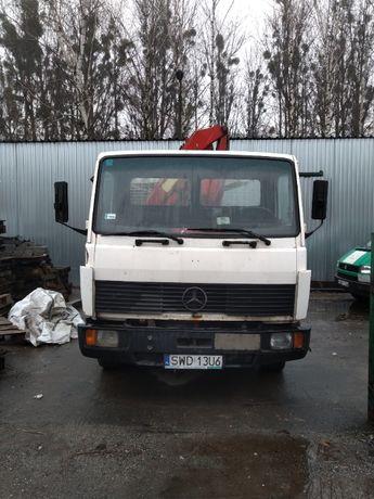 Mercedes 1317 HDS