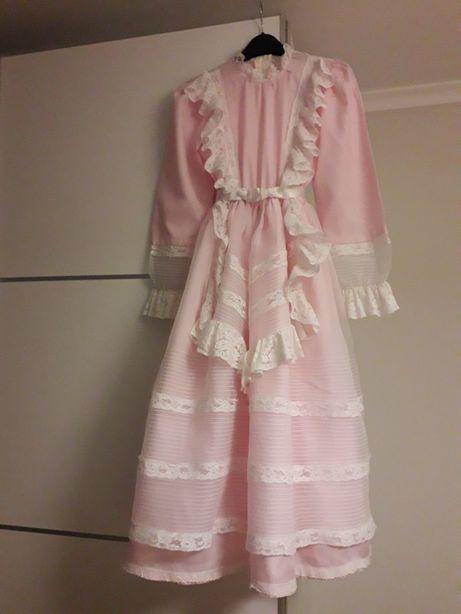 Vestido de Dama Antiga para criança
