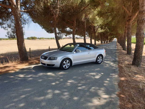 Audi a4 cabrio 1.8 turbo...