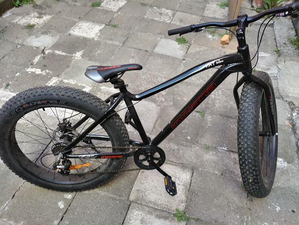 Rower Fat Bike INDIANNA terenowy stan b.dobry