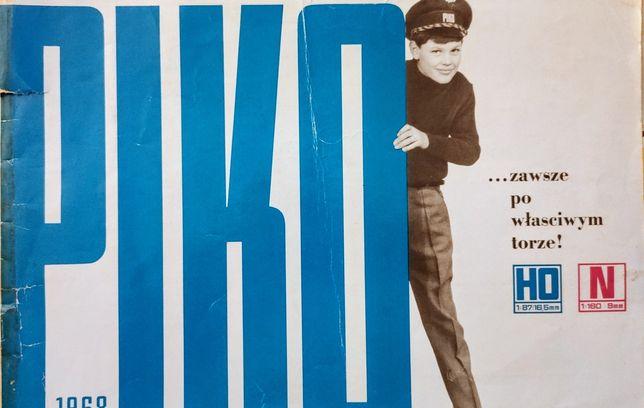 PIKO katalog 1968-69