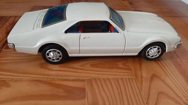Brinquedo Carro Polícia antigo