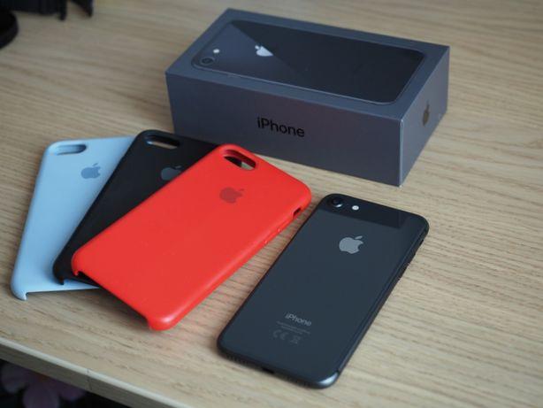 Telefon komórkowy Apple iPhone 8 64GB Space Grey zestaw