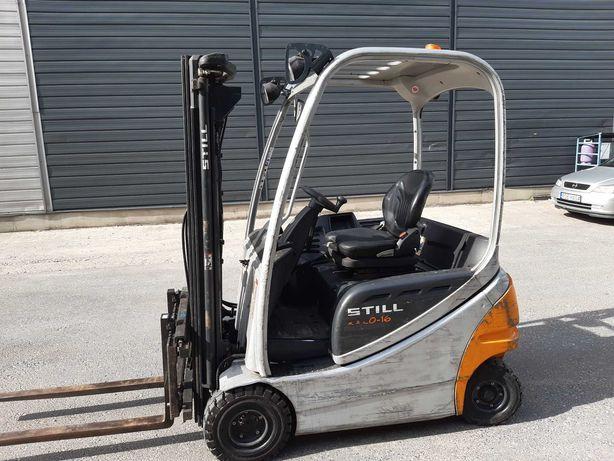 Wózek widłowy elektryczny Still RX20-16 triplex,wazne UDT