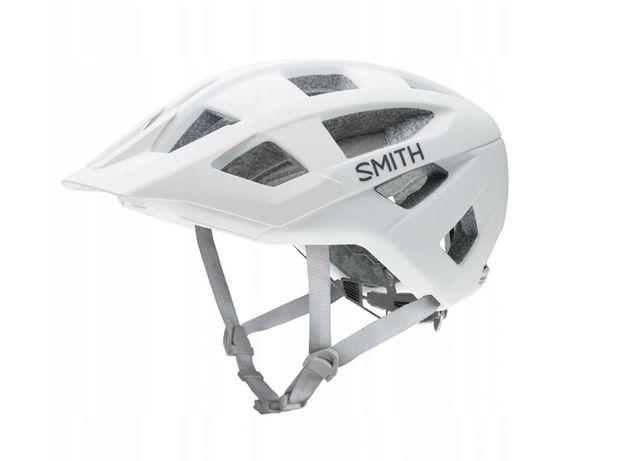 Nowy kask rowerowy Smith Venture, biały matowy, rozmiar Large 59-62 c