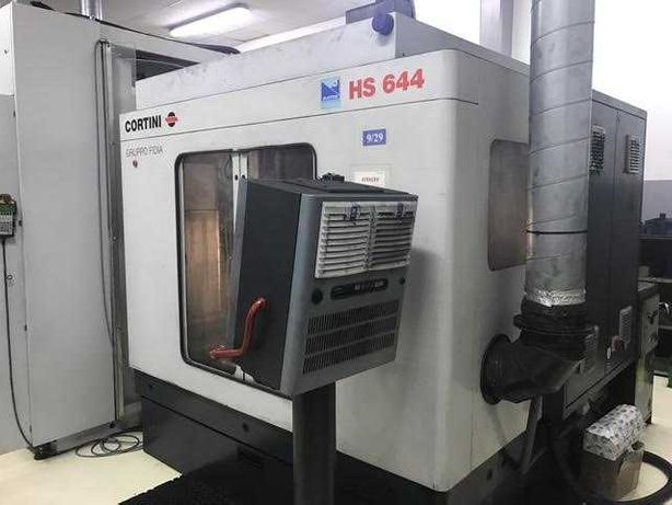 Centro Maquinação CORTINI HS644