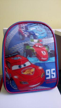 Mały plecak, plecaczek McQueen, Zygzak, Cars