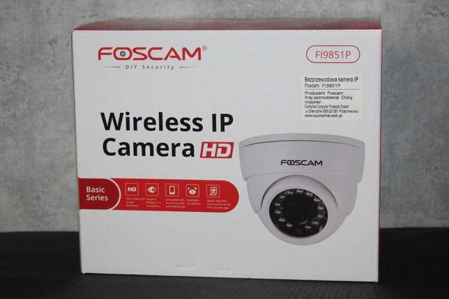 FOSCAN FI9851P kamera bezprzewodowa WIFI/HD/monitoring