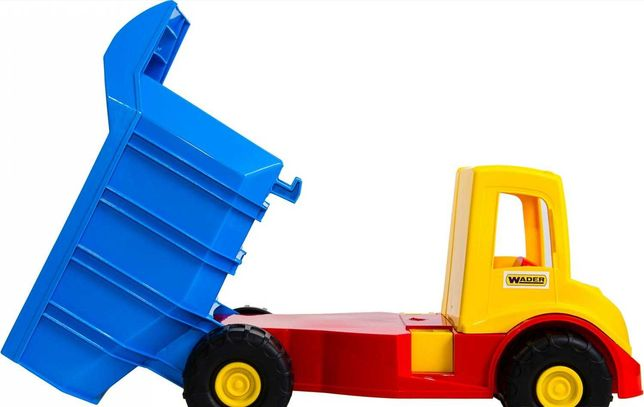 Детская игрушка WADER. Грузовик Wader Multi Truck (39217)