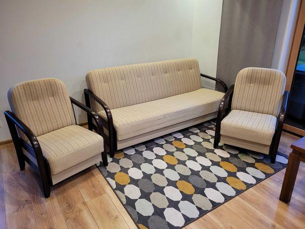 Wypoczynek komplet, wersalka fotele unimebel