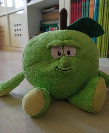 Zabawka pluszowa jabłko