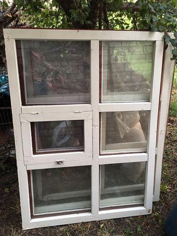 Окно из лиственницы 4 шт.размеры 103х140,вторая пара113х138 см