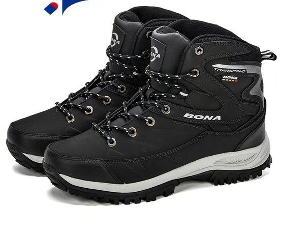 Ботинки спорт зимние
