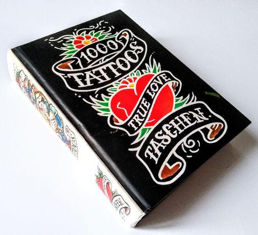 1000 Tattoos. Taschen