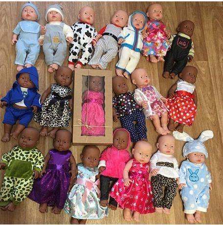 Анатомические куклы-пупсы, мальчики и девочки