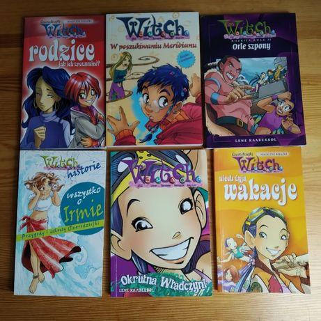 WITCH - 6 książeczek