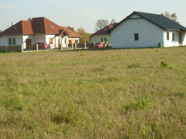 Działka budowlana okolice Nowej Soli i Zielonej Góry w Ługach