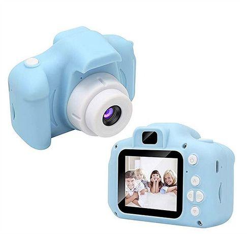 Детский цифровой фотоаппарат KIDS CAM фото видеоКамера fullHD sonmax