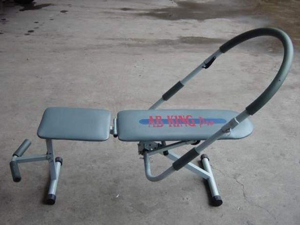 Ginásio & Musculação Banco Multifunções de Supino e Abdominais