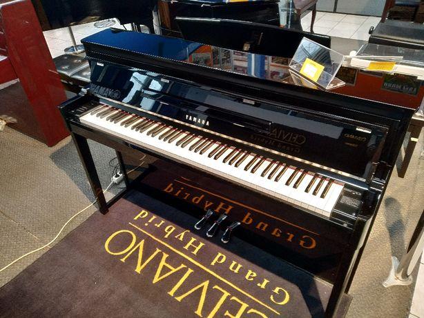 Pianino cyfrowe Yamaha NU1 Hybrid Piano - Outlet! (RAG.WRO.)