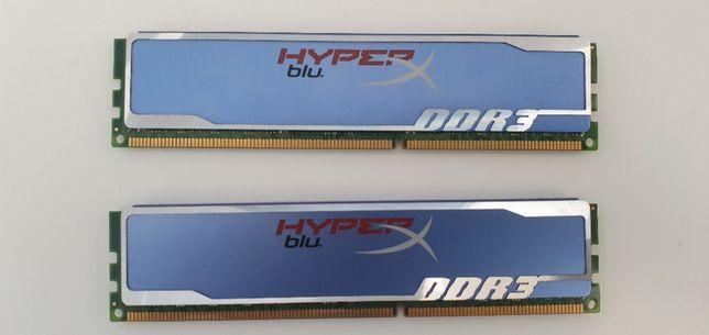 Модуль памяти KingstonDDR3-1600 4096MB