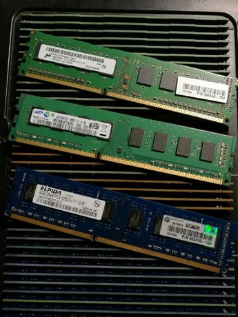 DDR3 на 4GB (PC3-12800) DDR3-1600 Intel/AMD Универсальная