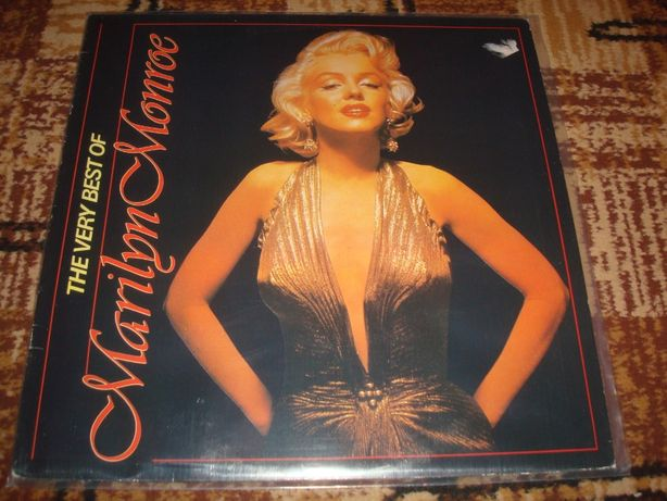 Płyty winylowe The Very Best Of Marilyn Monroe