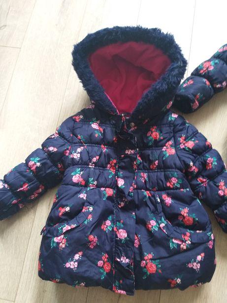 Куртка курточка пальто пальтішко 1,5-2 роки George
