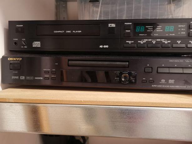 Odtwarzacz DVD CD SACD DV-SP504