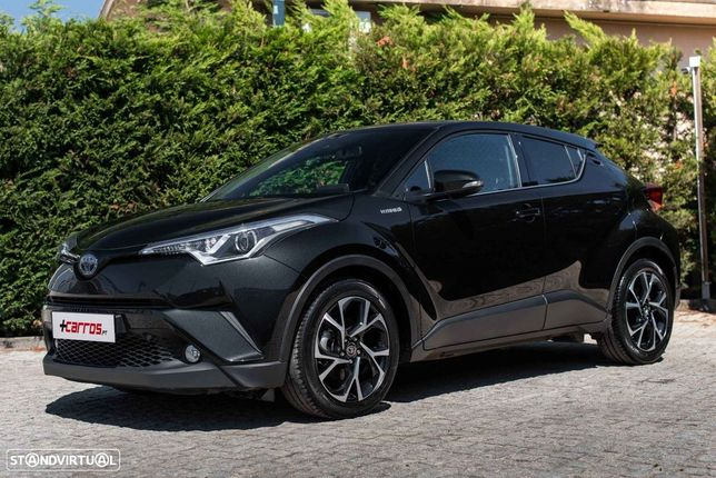 Toyota C-HR 1.8 HSD Exclusive