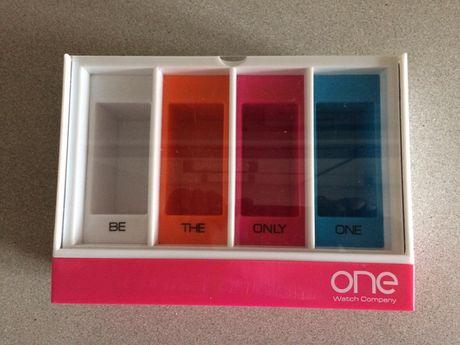 Caixa da ONE