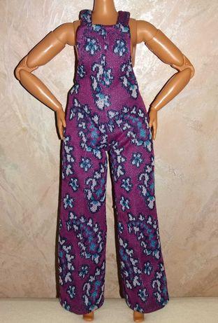 Аутфит одежда на куклу Барби Barbie йога пышка пышная made to move