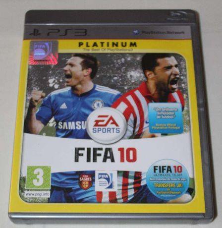 PS3 - Fifa 10 - Platinum