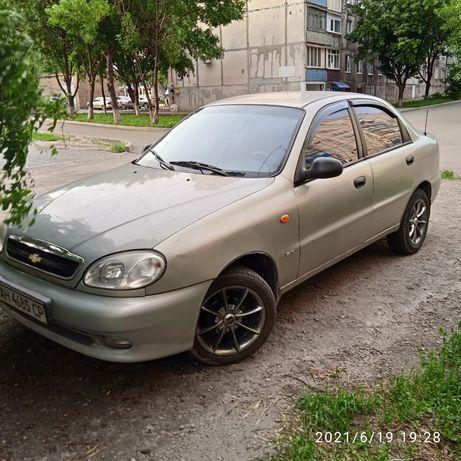 Продам Chevrolet Lanos 1.5