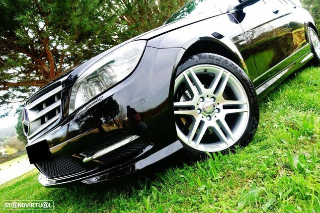 Mercedes-Benz C 250 CDi Avantgarde BE Aut.