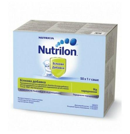 Нутрилон белковая добавка