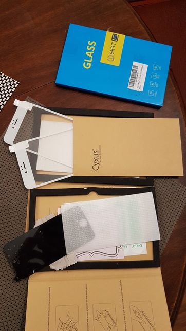 Защитные стекла на Sony Xperia Z1 , Iphone 6Plus/6S, Iphone 5/5S