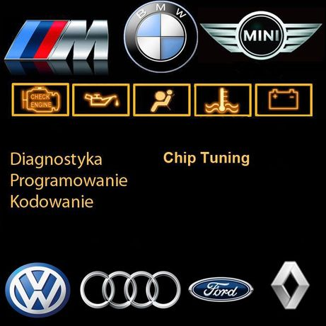 Hamownia 4x4 Chip Tuning DPF EGR Elektronika Mechanika Konwersja USA