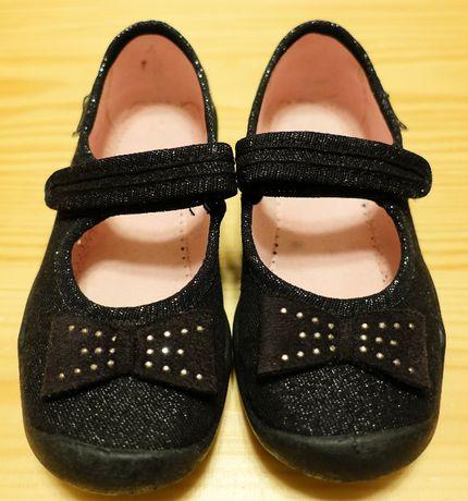 Baleriny kapcie buciki buty papucie BEFADO r.25
