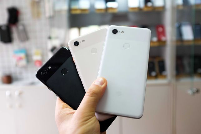 Google Pixel 3 XL 11 4/64GB без вигорань Асортимент Стан нових