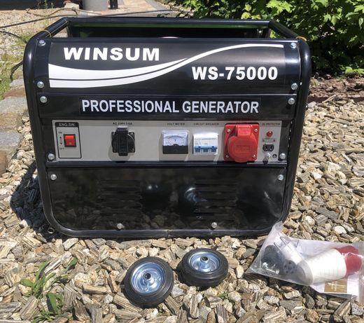 Nowy agregat Winsum WS-75000