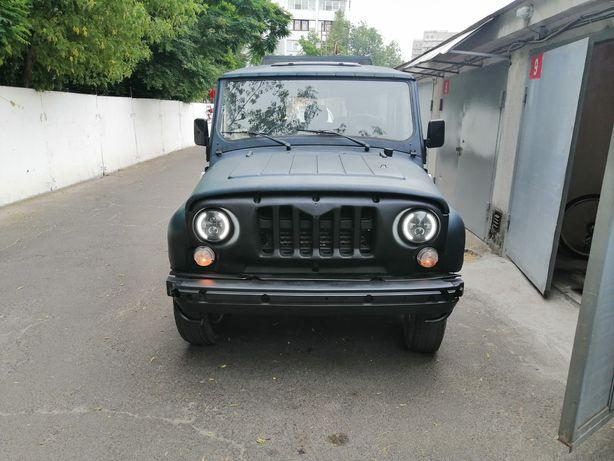 УАЗ 31512 long lux