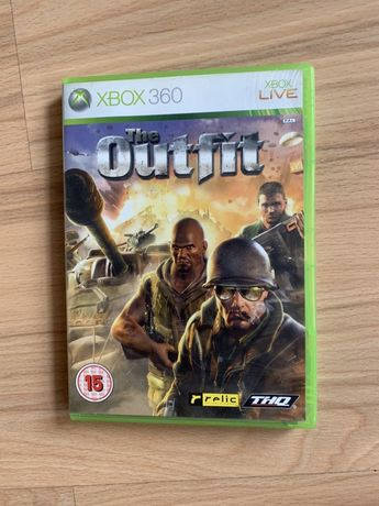 Gra xbox 360 the Outfit