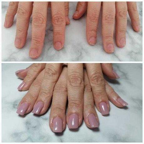 Manicure, pedicure e depilação
