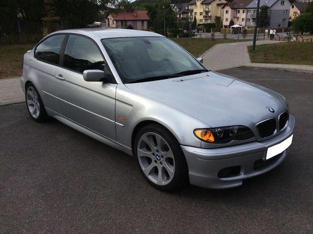 BMW 3 E46 Compact Błotniki Front Swap Drift Daily