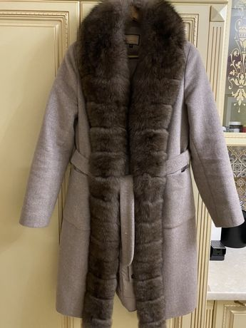 Пальто зимнее на синтапоне