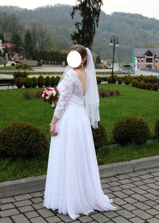 Suknia ślubna Afrodyta Orinoko